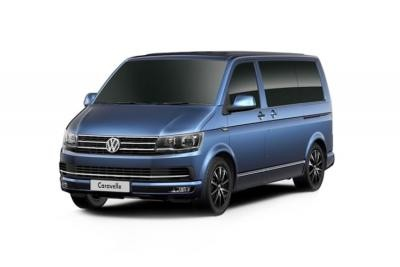 Volkswagen Caravelle lease car