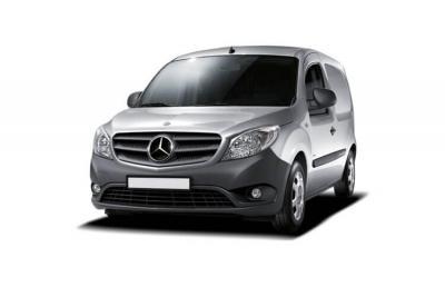 Mercedes Citan lease van