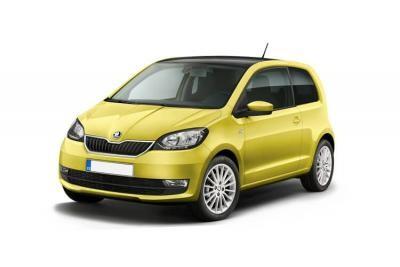 Skoda Citigo lease car