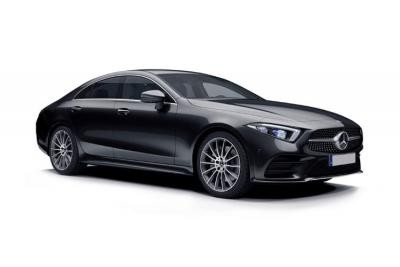 Mercedes CLS-Class lease car