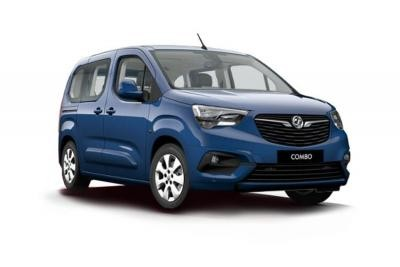 Vauxhall Combo Life lease car