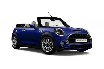 MINI Convertible lease car