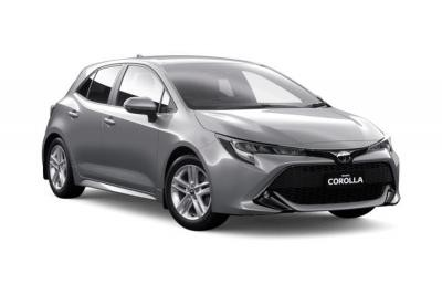 Toyota Corolla lease car