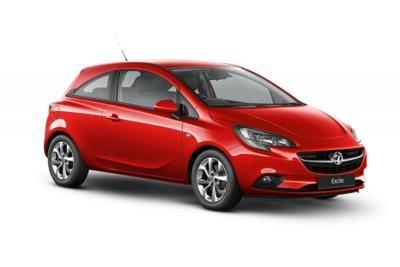 Vauxhall Corsa lease car