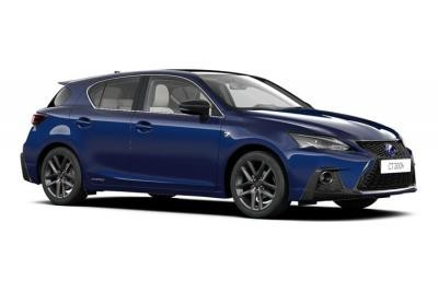 Lexus CT lease car