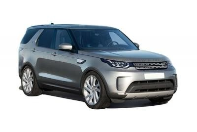 Land Rover Discovery lease van