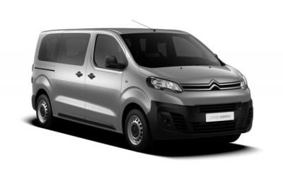 Citroen Dispatch lease car