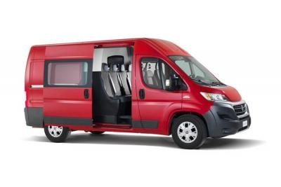 Fiat Ducato lease car