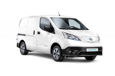 Nissan e-NV200 lease van
