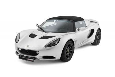 Lotus Elise lease car