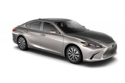 Lexus ES lease car