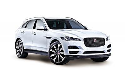 Jaguar F-Pace lease car