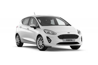Ford Fiesta lease car