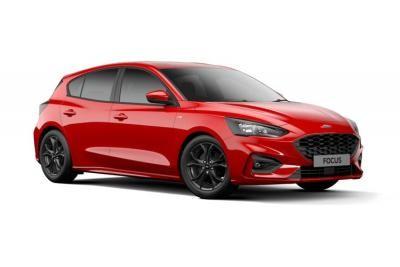 Ford Focus lease car