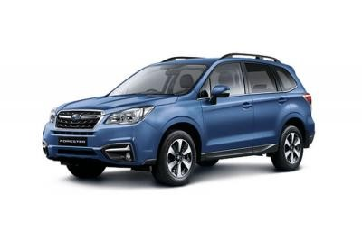Subaru Forester lease car