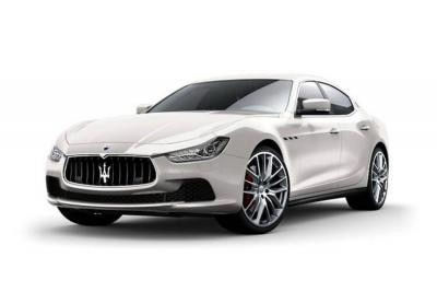 Maserati Ghibli lease car