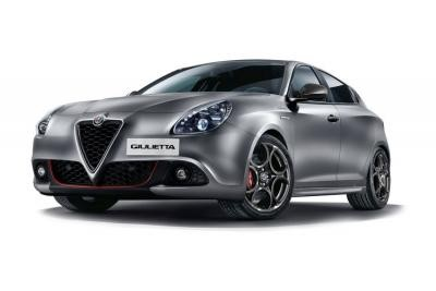 Alfa Romeo Giulietta lease car