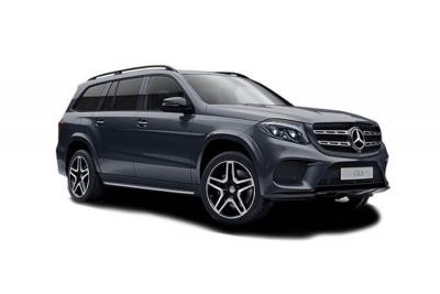 Mercedes GLS-Class lease car