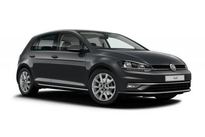 Volkswagen Golf lease car