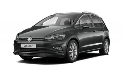 Volkswagen Golf SV lease car