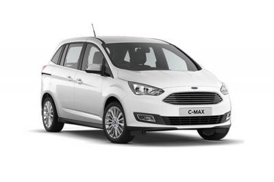 Ford Grand C-MAX lease car