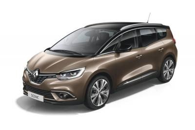 Renault Grand Scenic lease car