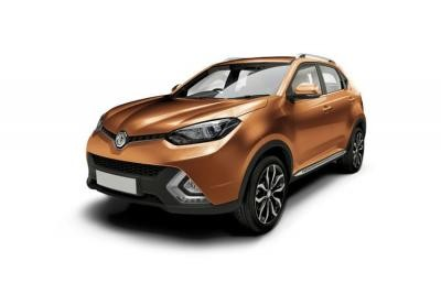 MG Motor UK GS