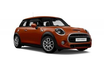 MINI Hatchback lease car