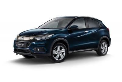 Honda HR-V lease car