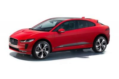 Jaguar I-Pace lease car