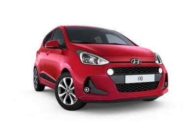 Hyundai i10 lease car