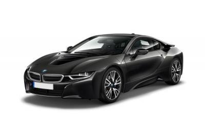 BMW i8 lease car
