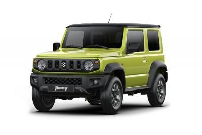 Suzuki Jimny lease car
