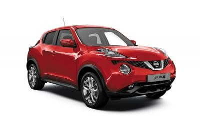 Nissan Juke lease car