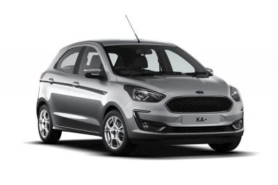 Ford Ka+ lease car