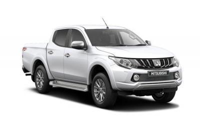 Mitsubishi L200 lease van