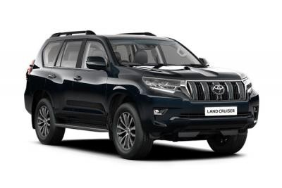 Toyota Land Cruiser lease car