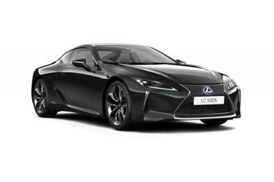 Lexus LC lease car