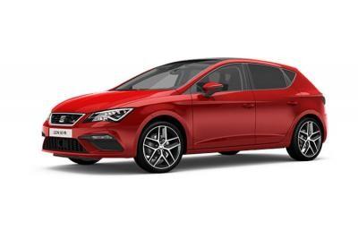 SEAT Leon lease car
