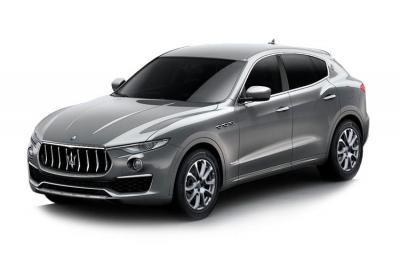 Maserati Levante lease car