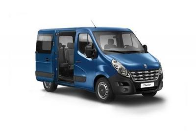 Renault Master lease car