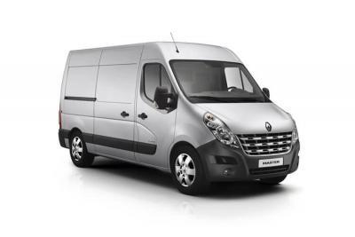 Renault Master lease van