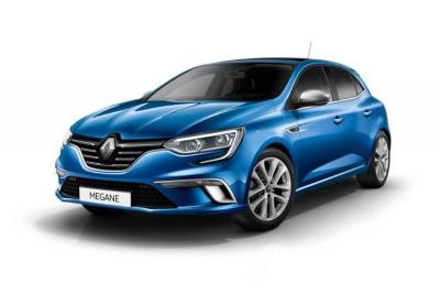 Renault Megane lease car