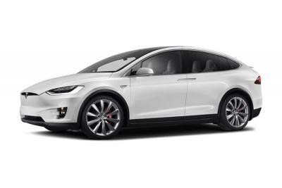 Tesla Model X lease car