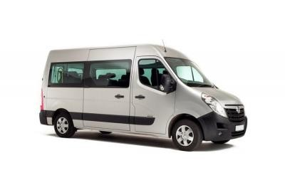 Vauxhall Movano lease car