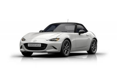 Mazda MX-5 lease car