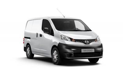 Nissan NV200 lease van