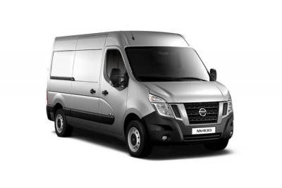 Nissan NV400 lease van