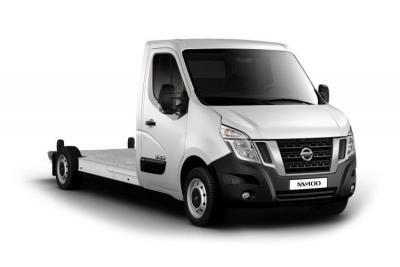 Nissan NV400 lease van