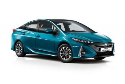 Toyota Prius lease car